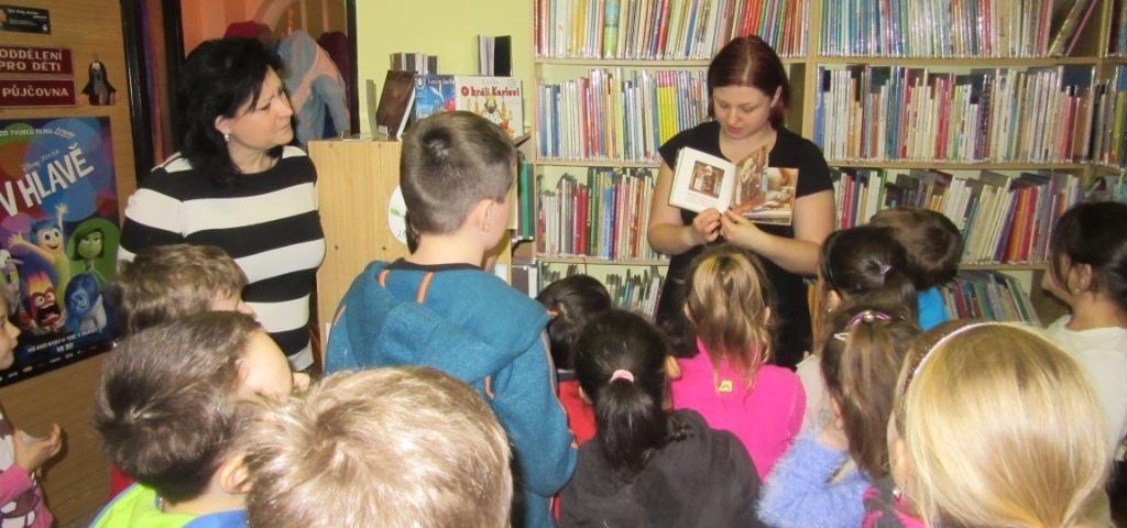 Katalog lekc - Mstsk knihovna Podboany