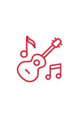 Koncerty a hudební akce